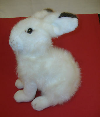 Vntg 2001-Iceberg Augie Talking Plush Bunny Rabbit Artic Hare Nwt's!! !