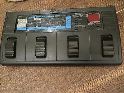 Zoom 1010 Player Vintage Multi Effects Processor Pedal