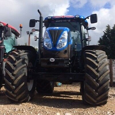 Tractor Hire New Holland T7.200 RC for hire - Nationwide Hire  NH T7200