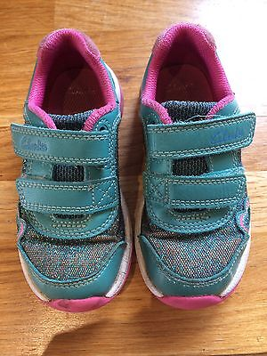 Girls Trainers Infant Size 7F