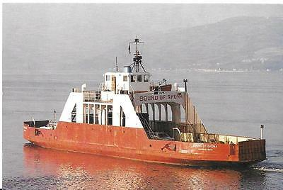 MV Sound of Shuna