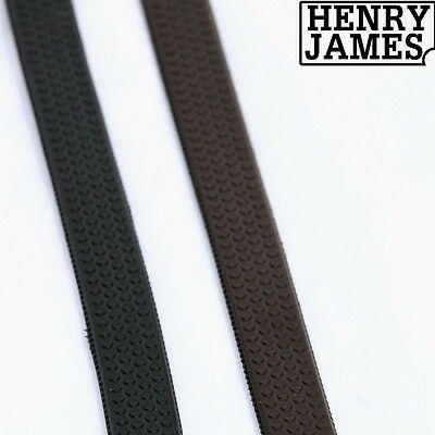 Henry James Flexi-Grip Rubber Reins