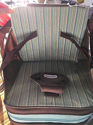 First Years self-inflating booster seat for sale