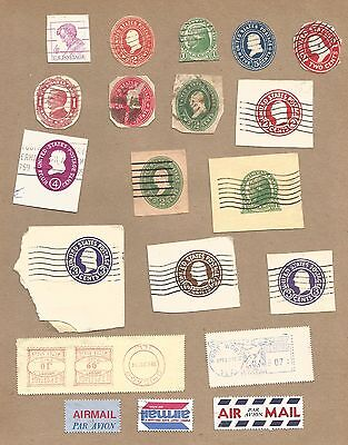 USA: Very mixed lot. Please examine all scans and description. (Ref 953)