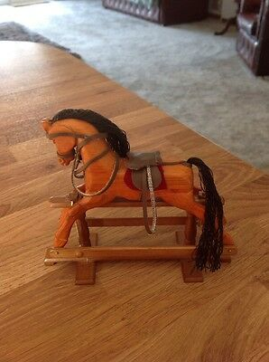 12th Scale Rocking Horse