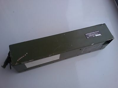 Rockwell Collins PRC-515  RU20 empty battery case #2