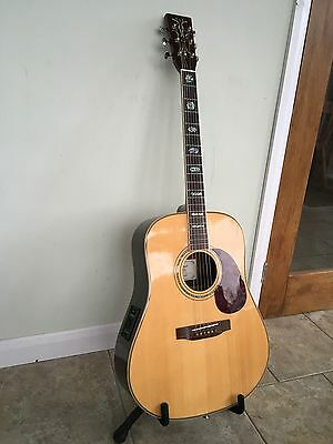 Michael Kelly Legend Rose Electro Acoustic Guitar