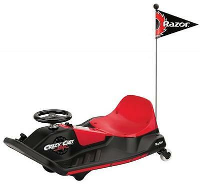 New Razor Crazy Cart Shift 2016 Speeds Of 8 mph Foot Pedal Drive System