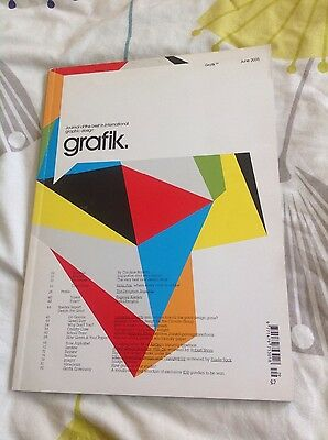 grafik design magazine Journal of international design June 2005