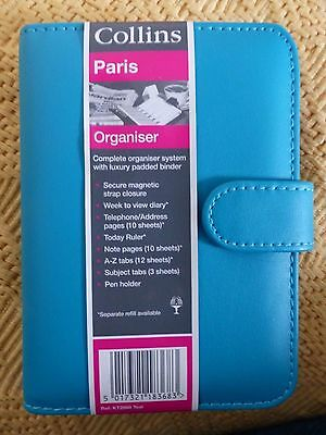 Collins Paris Pocket Organiser (without 2017 diary)