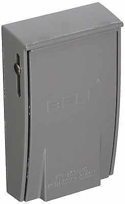 Hubbell-Bell 5030-0 1-Gang Weatherproof Vertical 30-50-Amp Receptacle Device