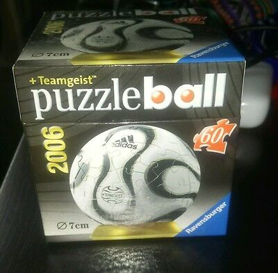 puzzle ball Word cup 2006, 60 pièces