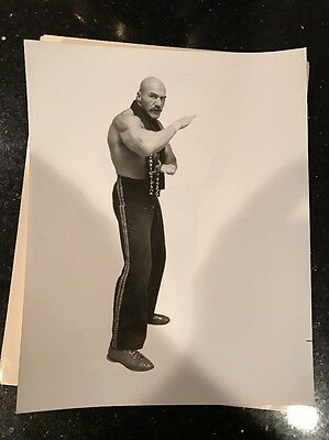 Wwf Promo Photos Originals Wwwf Wcw