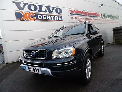 2010 Volvo XC90 2.4 D5 SE Lux Estate Geartronic AWD 5dr
