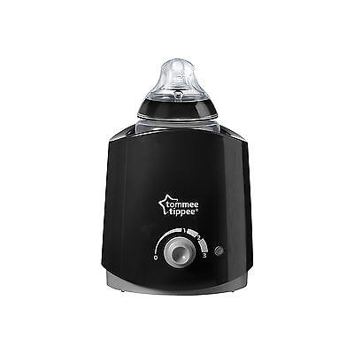 Tommee Tippee Closer to Nature Bottle Food Warmer - BLACK