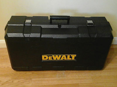 Quality Dewalt Dc5Pakb Combo Kit Tool Case For Drill, Saw, Reciprocating, Torch
