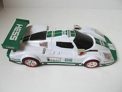 2009 Hess Gasoline Race Car ( non working)