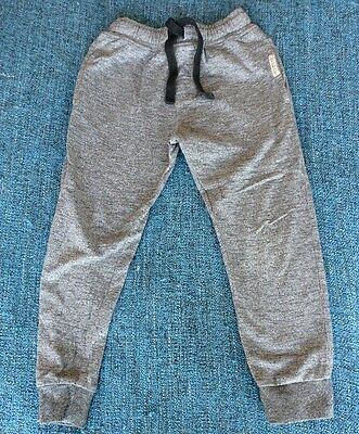 next boy grey trousers jogger 7 years old