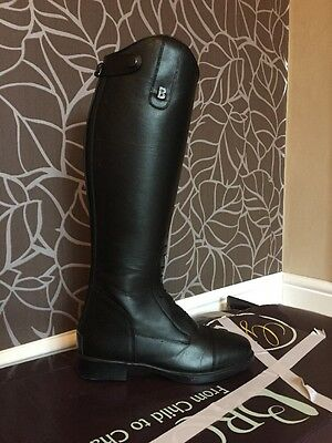 Brogini  riding boots Size 5  (38w)