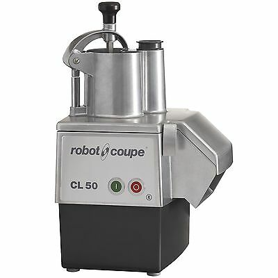 Robot Coupe (CL50) Continuous Feed Food Processor (1 1/2-HP 120v/60/1-ph)