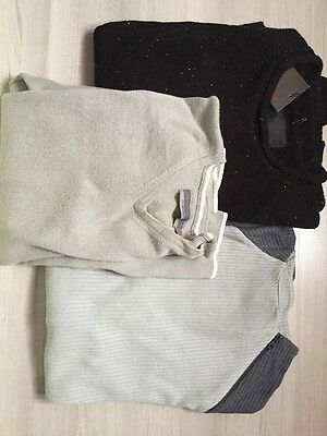 3 Pull Taille L Homme Dont Marque