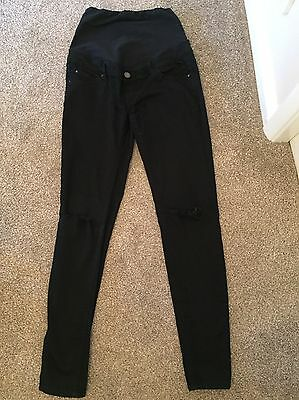 New Look Maternity Super Skinny Jeans Size 8