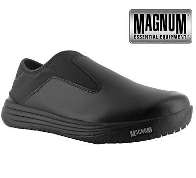 Magnum Leather Mens Waterproof Non- Safety  Work Shoes Clogs Trainers Boots Size