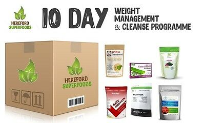 C9 alternative, 10 day weight management/cleansing plan (Strawberry)