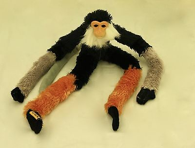 Toy stuffed monkey