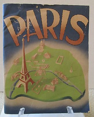 WWII PARIS 2770th Engineer Base Reproduction Company Unit History 1945