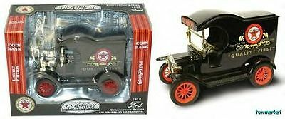 Gearbox  Texaco 1912 Ford Delivery Car Replica Bank NEW
