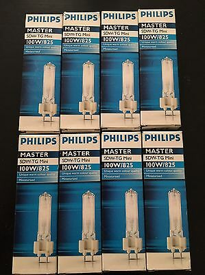 Ampoules Lampes G12 100w Philips Iodure
