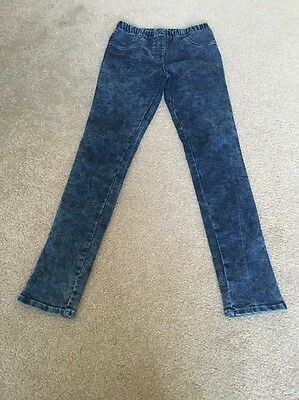 Girls Jeggings Age 11/12 Years