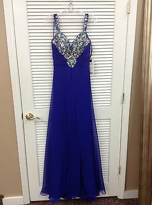 Pageant And Prom Mac Duggal Dress Size 4