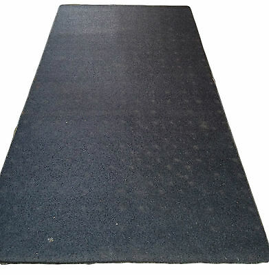 8x4 12mm Flat Gym,soundproofing, Stable,Horse,Exercise,Underlay,Mats