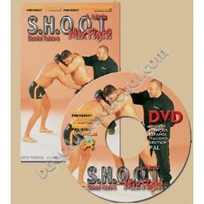 USED mix fight competition training plan DVD Alejandro Iglesias SHOOT