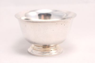 Tiffany & Co Sterling Silver Master Mini Open Salt Bowl or Trinket Dish 23613