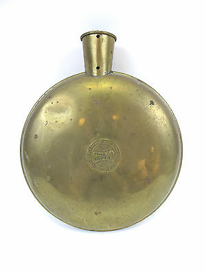 Antique WWI 1912 Cello Sanitary Hot Water Bottle A.S Campbell