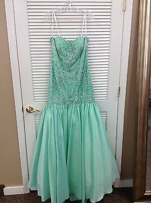 Pageant And Prom Sherri Hill Dress Size 14