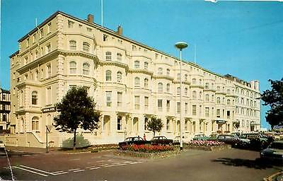 Imperial Hotel - Eastbourne - East Sussex - Postcard