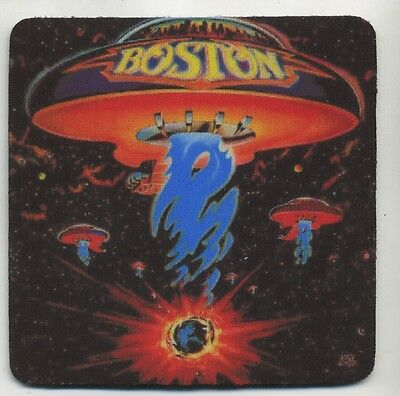 Boston - 1976 Studio Album Cover  COASTER - Rock and Roll