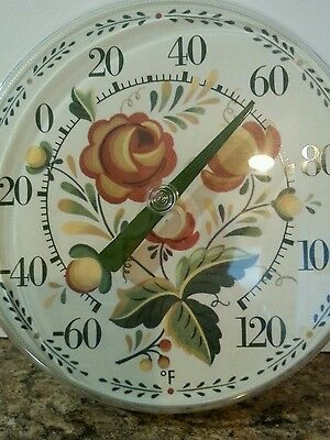 Avon Four Seasons Country Thermometer