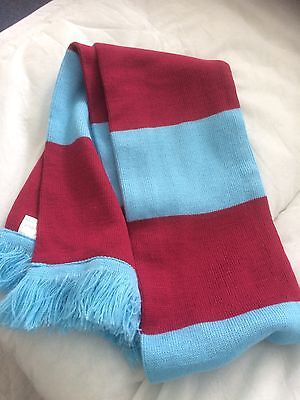 Scarf In West Ham Colours