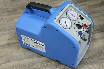 Promax Rg6000 Commercial Refrigerant Recovery Machine