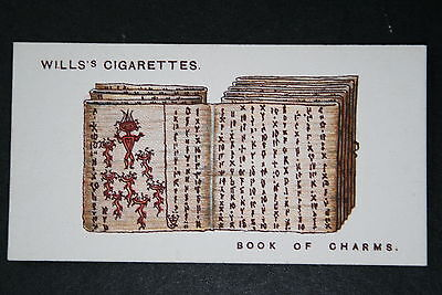 Batak  Book of Charms  1920's Vintage Card  # VGC