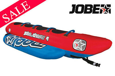 NEW Jobe Chaser 4 Person Inflatable Towable Watersled RRP £239 SAVE 25%
