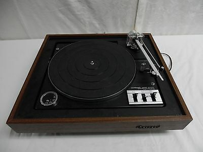 GARRARD ZERO 100SB Turntable Parts or Repair