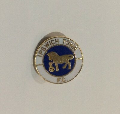 "IPSWICH TOWN Football Club Badge FC "" OLD SUPPORTERS"" VINTAGE Small PIN 1"