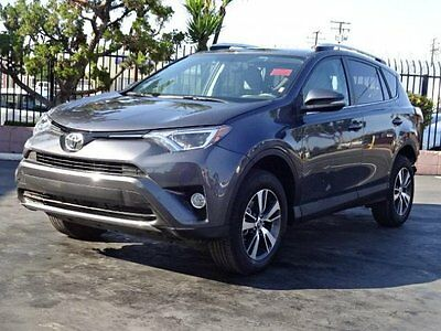 2016 Toyota RAV4 XLE 2016 Toyota RAV4 XLE Damaged Salvage Only 7K Miles Loaded w Options Must See!!