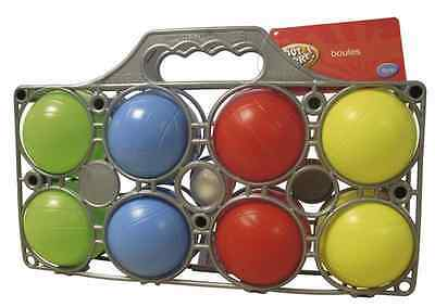 Childrens French Boules Set Includes Carry Case Brand New